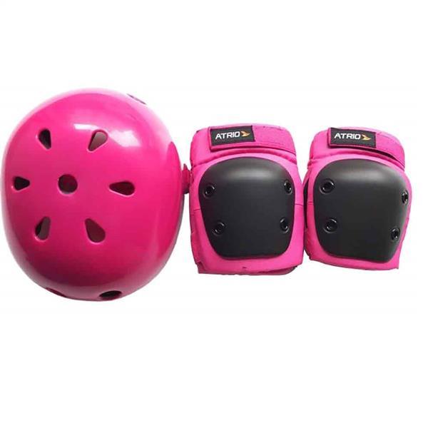 f20e6d787c8 Kit De Protecao Infantil Skate C  Capacete Tam G - Feminino - Es150 - ES150