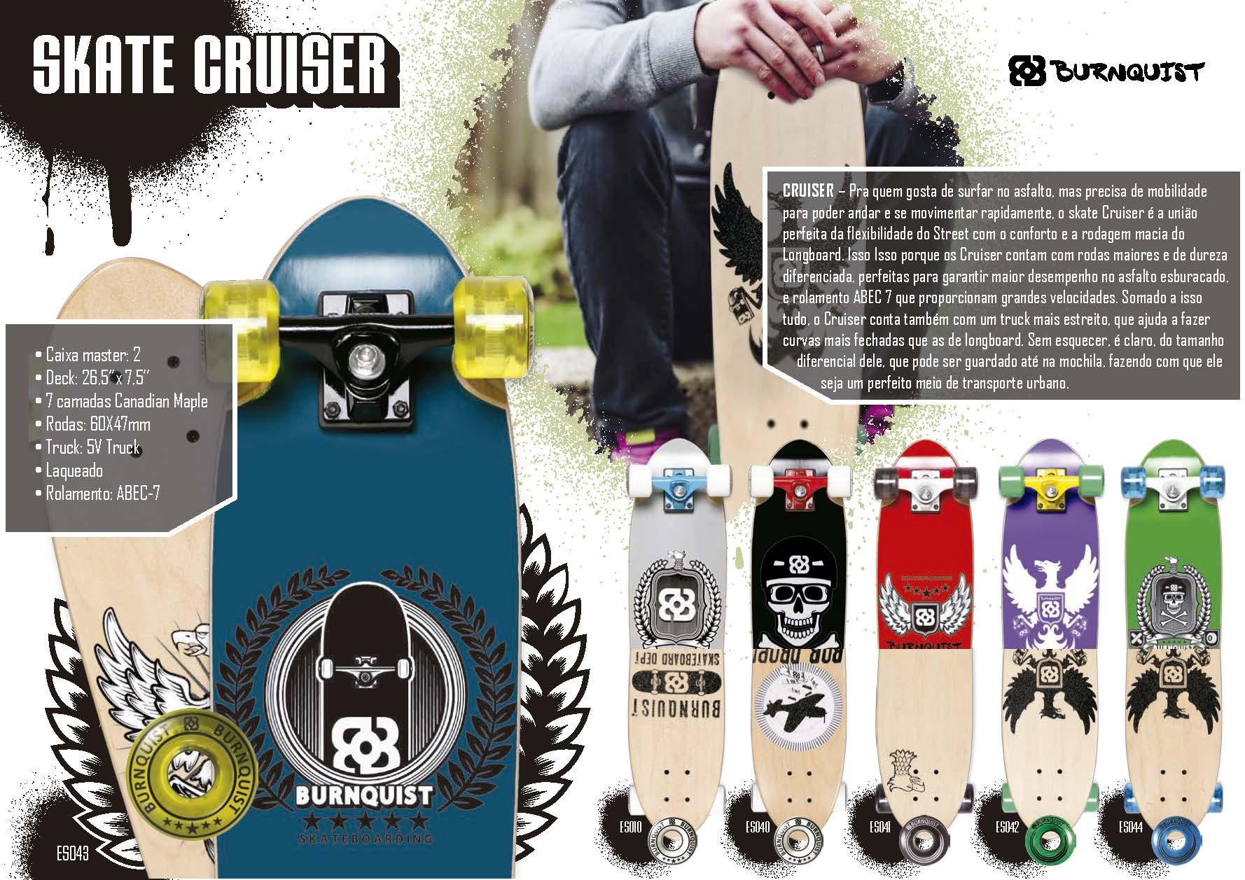 d71421c7d9133 Skate longboard Bob Burnquist roxo Multilaser ES042